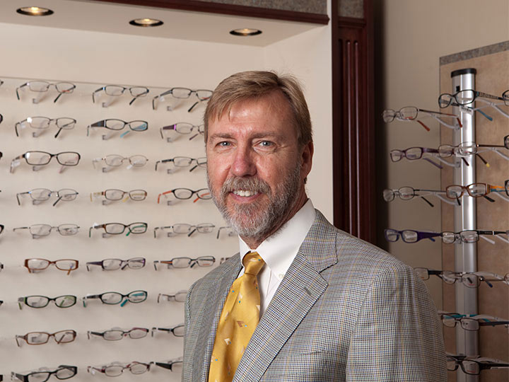 Halting Nearsightedness Epidemic Goal of UH Vision Scientist