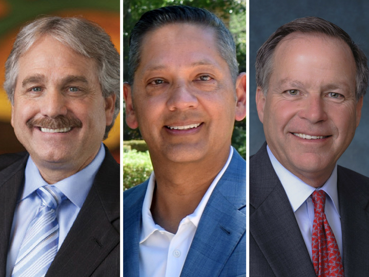Three New Members Appointed to the UH System Board of Regents