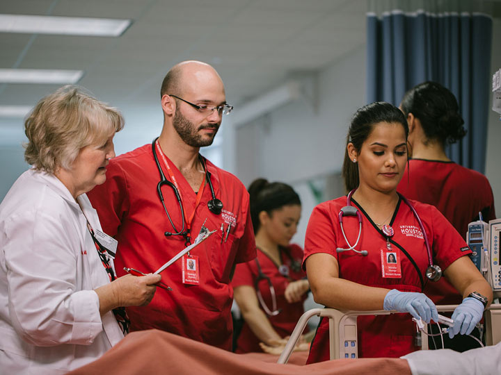 UH College of Nursing Reaches its Number-one Strategic Goal Ahead of Schedule